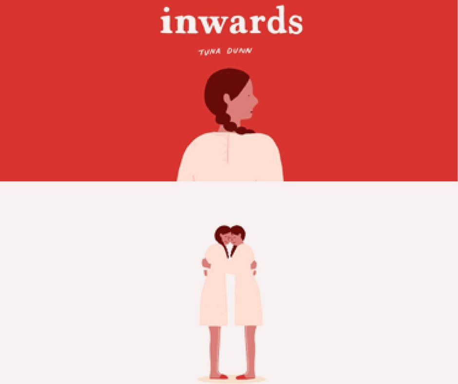 "A still from a Google Doodle titled ""Inwards."""