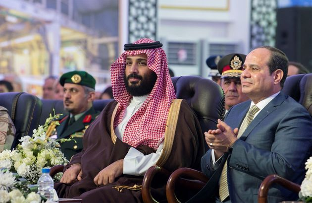 Crown Prince and Defence Minister of Saudi Arabia Mohammad bin Salman al-Saud.