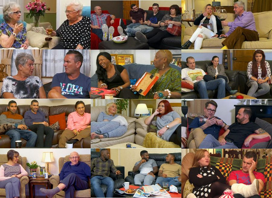An Official Ranking Of All The 'Gogglebox' Families, As Voted For By You