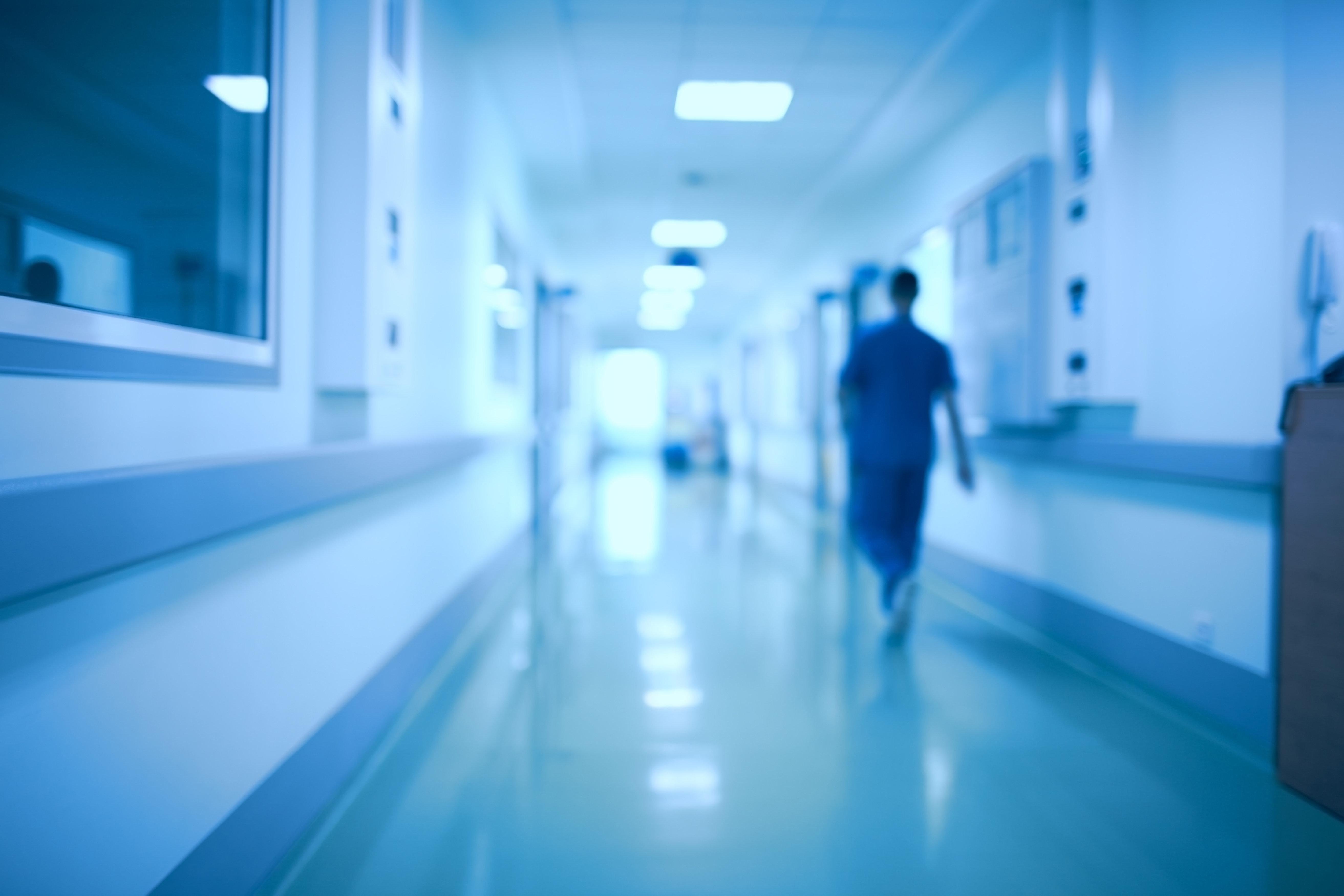 한국 병원에는 할머니 간호사가 없는