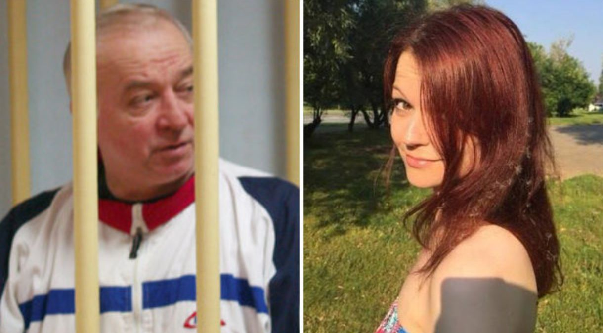 Sergei Skripal, 66, remains critically ill in intensive care along with his 33-year-old daughter, Yulia