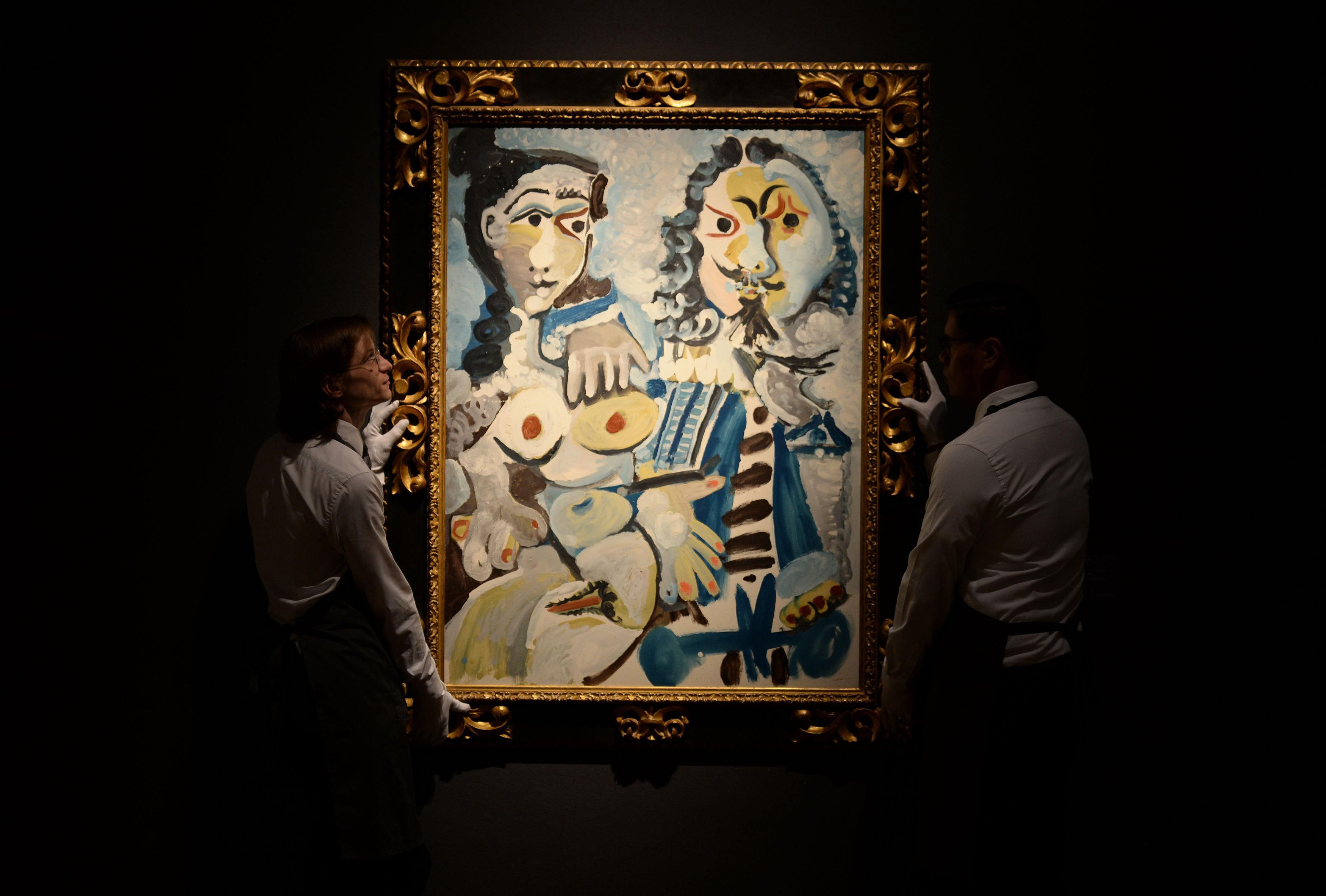 Ο Picasso πιο επίκαιρος από ποτέ: 13 πίνακές του πωλήθηκαν για 115 εκ.