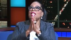 Oprah Asked God For A Clear Sign. She Just Received One On National