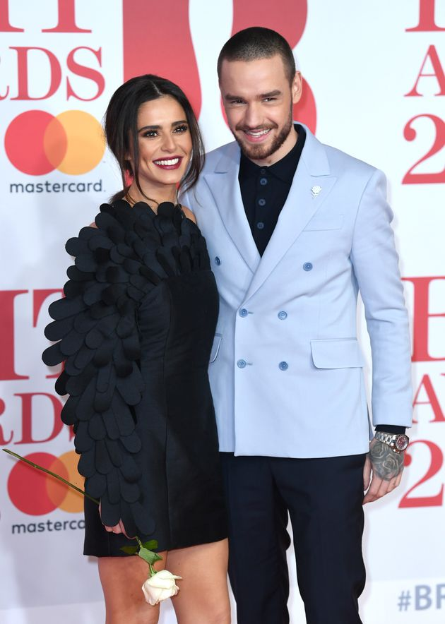 Cheryl and her current beau, Liam