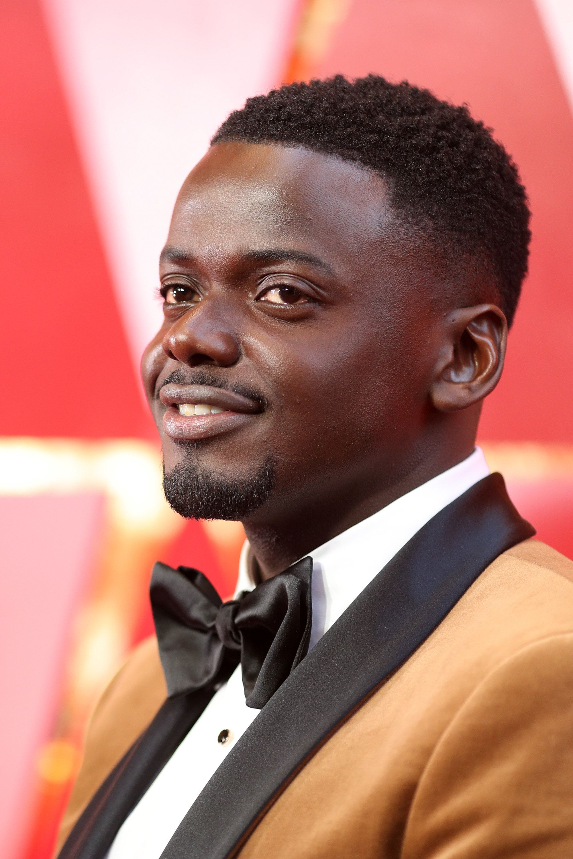'Black Panther' Star Daniel Kaluuya Wore Fenty Beauty Foundation To The
