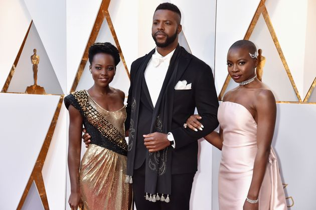 The Best 'Black Panther'-Themed Beauty Looks On