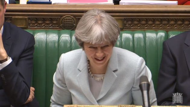 Theresa May said the government will eradicate rough sleeping by