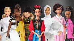 Γυναίκες που ενέπνευσαν την ανθρωπότητα γίνονται Barbies (και
