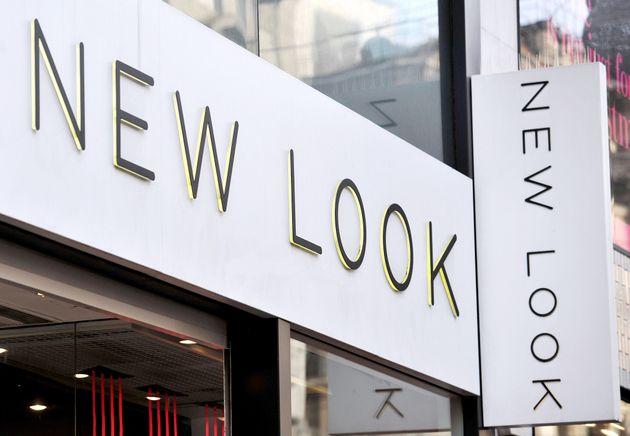 New Look Store Website