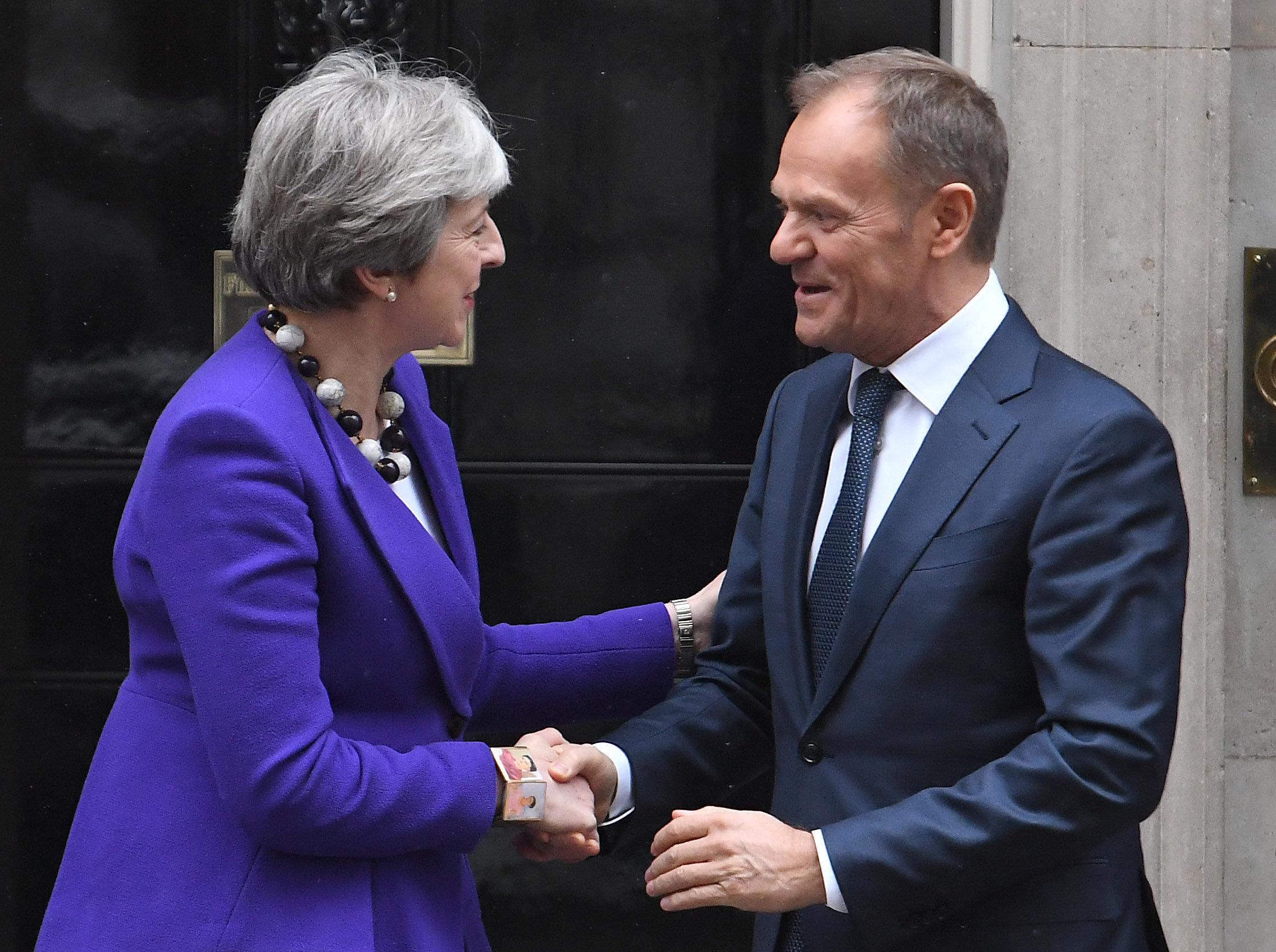 Handelsabkommen nach Brexit: Vorschlag der EU wird nicht nur in London für Streit sorgen