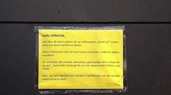 Köln: Graffiti-Hasser hinterlässt wütende Botschaft – und bekommt eine überraschende