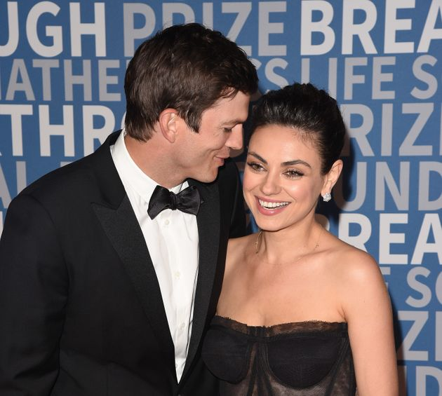 Ashton Kutcher και Mila Kunis αποκληρώνουν τα παιδιά τους γιατί πώς αλλιώς θα γίνουν