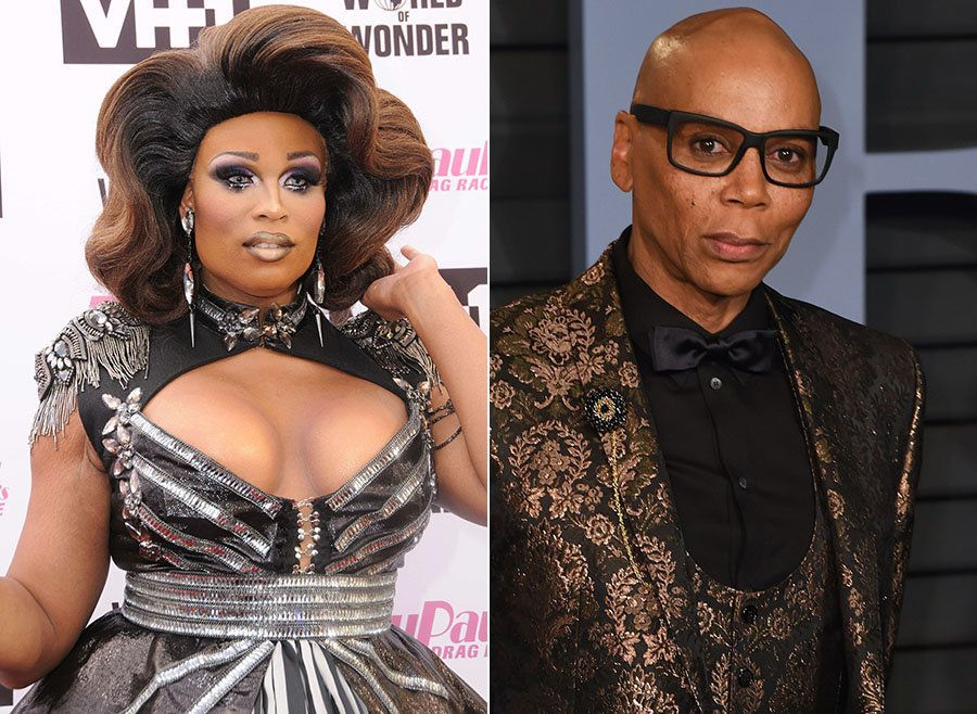 Transgender 'Drag Race' Finalist Peppermint Addresses Backlash Over RuPaul's Trans Comments