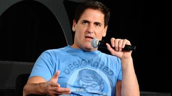 LOS ANGELES, CA - APRIL 09:  Owner of the NBA's Dallas Mavericks Mark Cuban speaks at Reality Rocks Expo - Day 1 at the Los Angeles Convention Center on April 9, 2011 in Los Angeles, California.  (Photo by Michael Buckner/Getty Images for Reality Rocks)