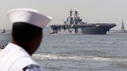Αμερικανικά πολεμικά στην ανατολική Μεσόγειο, εν μέσω των εντάσεων με την