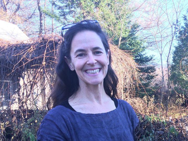 Susan on her 50th birthday