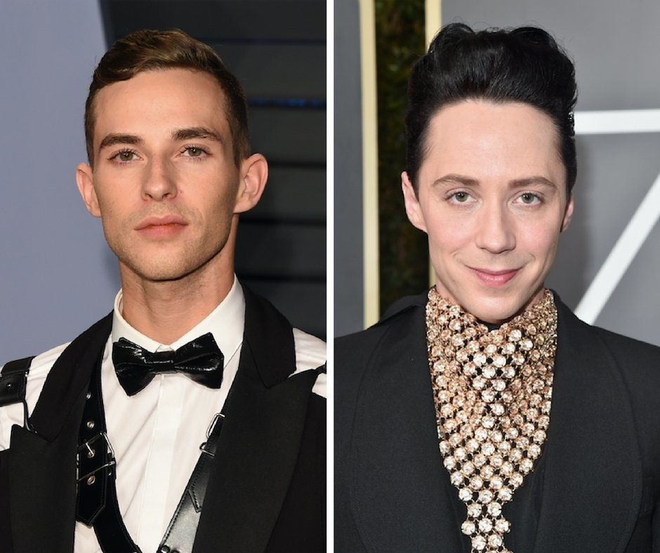 Adam Rippon opens up to Andy Cohen about his taste in men