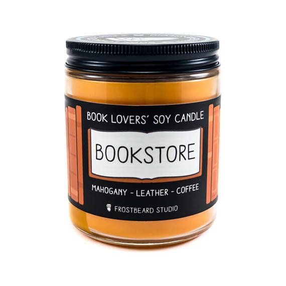 "Get it <a href=""https://www.etsy.com/listing/121303182/bookstore-8-oz-book-lovers-soy-candle"" target=""_blank"">here</a>.&nbsp;"