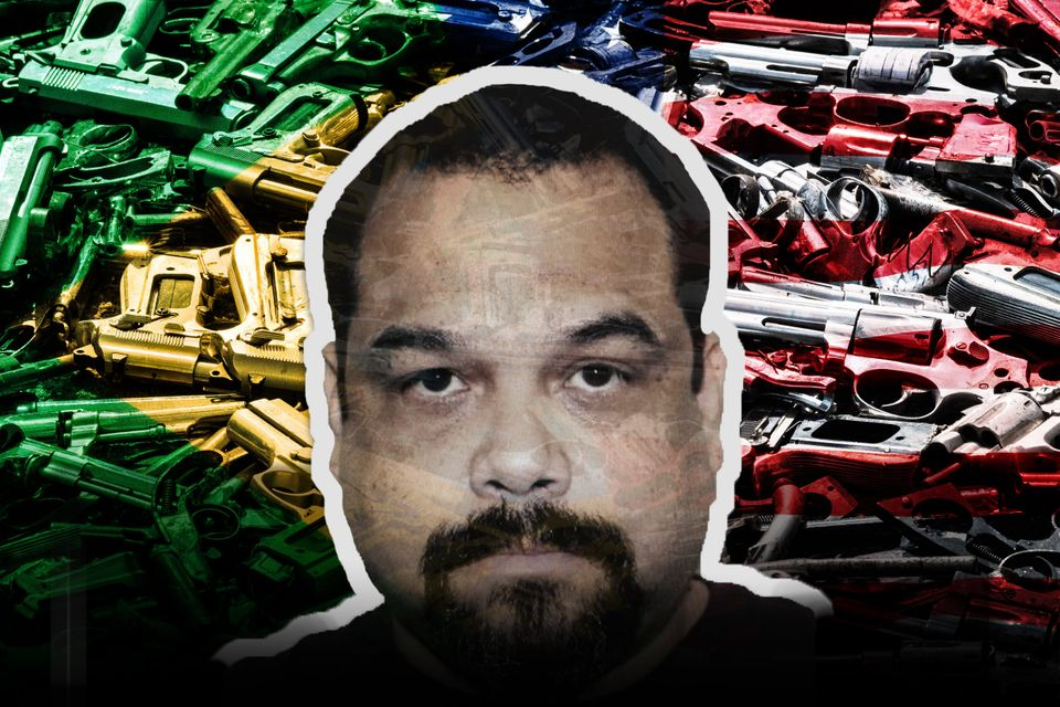 How Brazil's 'Lord Of Guns' Armed Rio's Drug War With U.S.