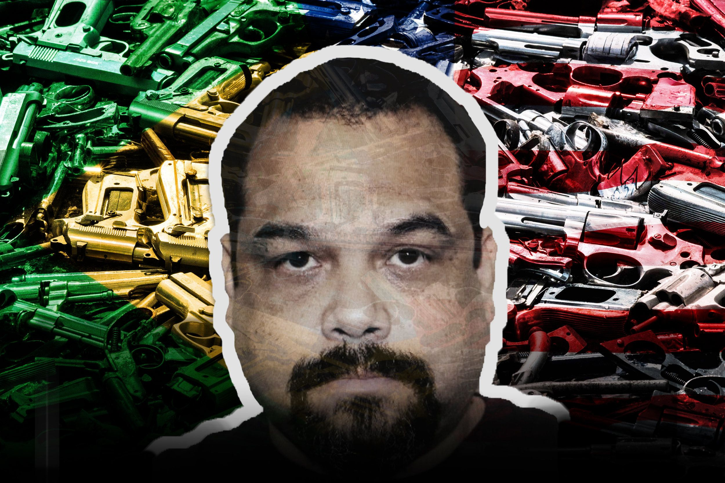 How Brazil's 'Lord Of Guns' Armed Rio's Drug War With U.S. Weapons
