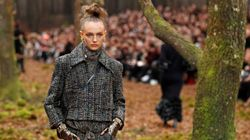 Here's How To Recreate Chanel's Topknot Catwalk