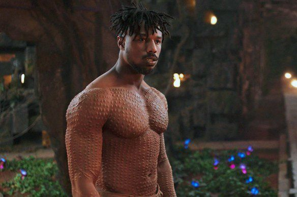 Michael B. Jordan as Erik Killmonger in