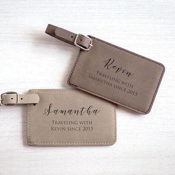 20 Clever Wedding Gifts For Couples Who Travel