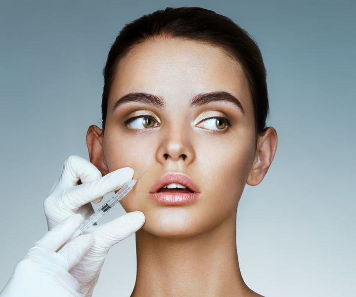 What Is A Nonsurgical Face-Lift? Plastic Surgeons Explain