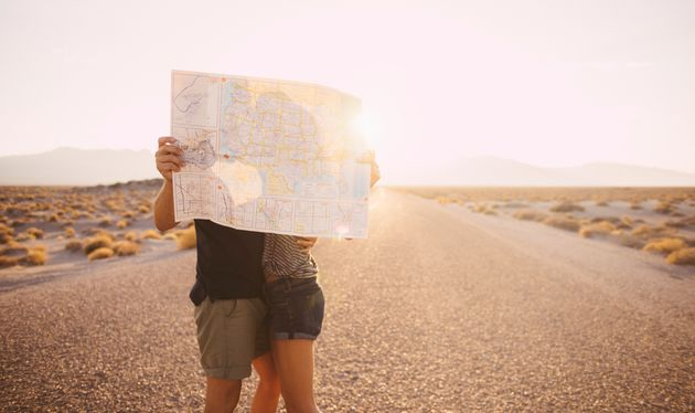 Taking on a big trip together can help you learn how your partner reacts to challenges and new