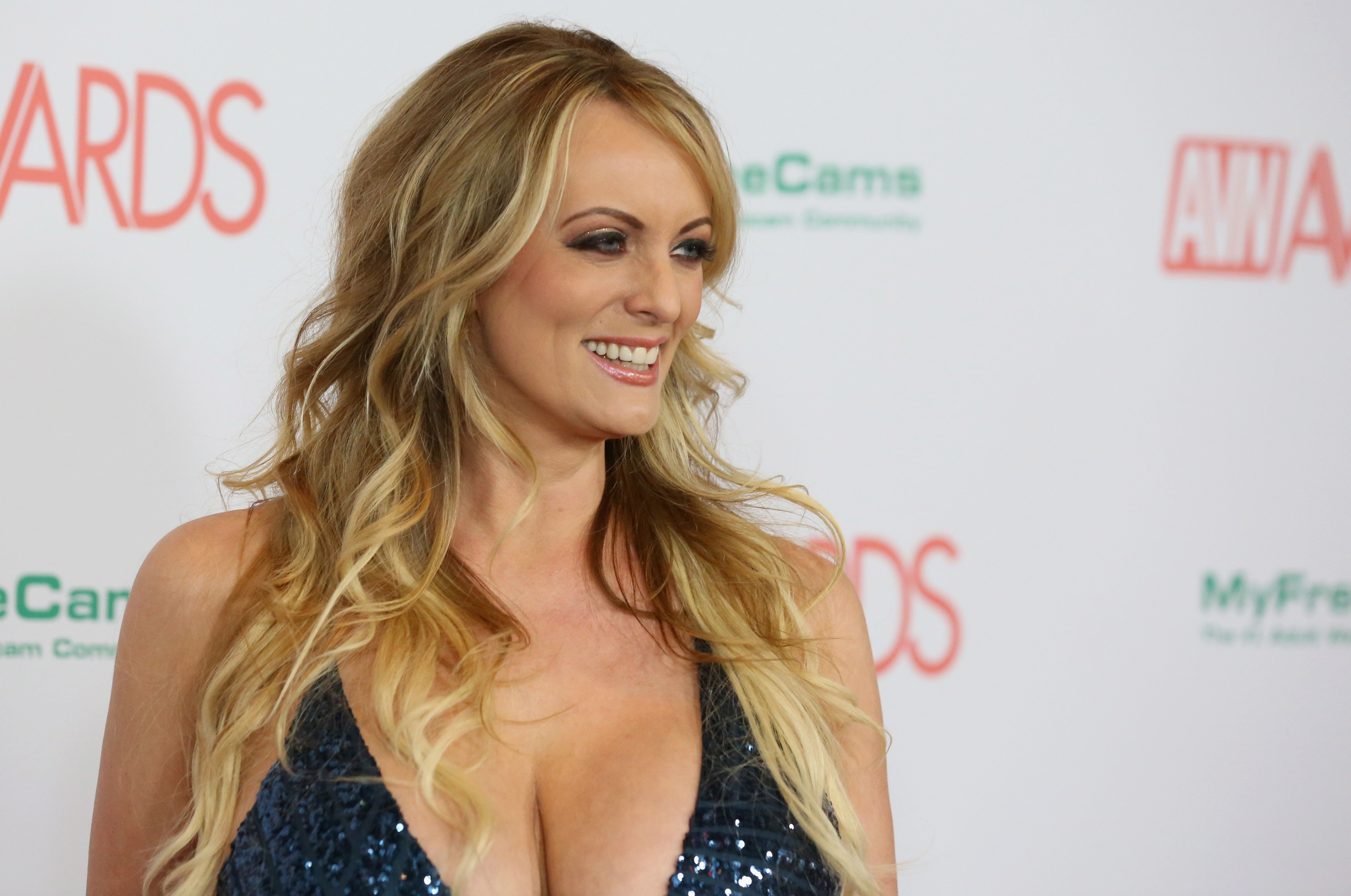 Stephanie Clifford, aka Stormy Daniels, filed a lawsuit on Tuesday against President Donald Trump.