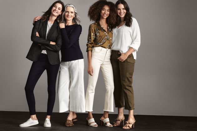 앤 테일러의 2018년 '바지는 힘이다'(Pants Are Power) 캠페인은 '패션에서의 바지의 진화 뿐 아니라 여성 평등의 상징으로서도