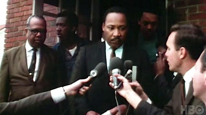 HBO's documentary on Martin Luther King Jr. is set to air on April 2, two days before the anniversary ofthe civil right