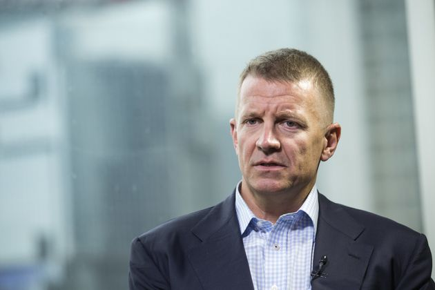 Erik Prince, the founder of Blackwater and a close associate of President Donald Trump, reportedly met...