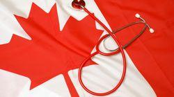 """캐나다 의사들이 """"연봉을 깎아달라""""는 청원을"""