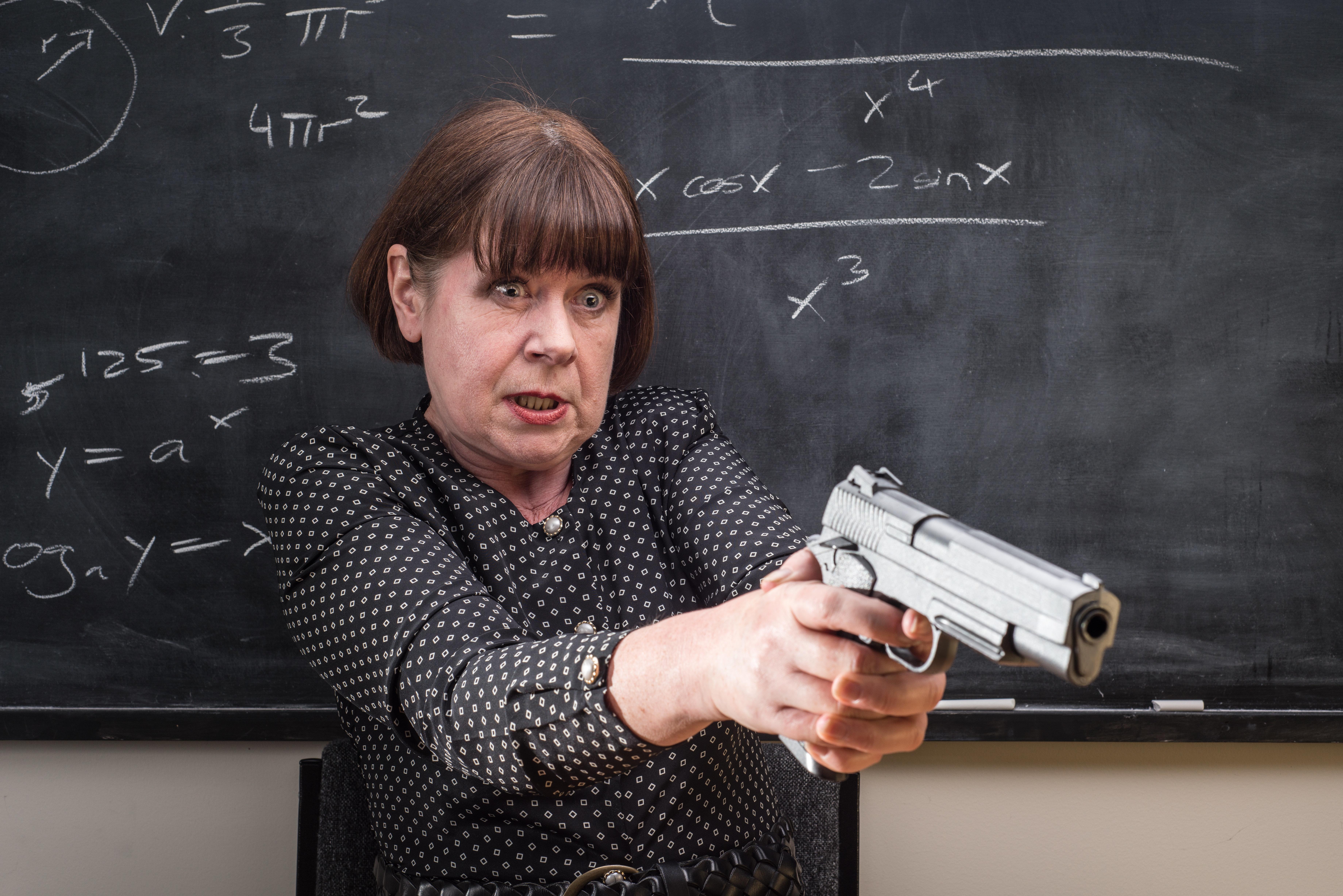 미국 플로리다 주가 '교사의 총기 무장'을 허용하기로