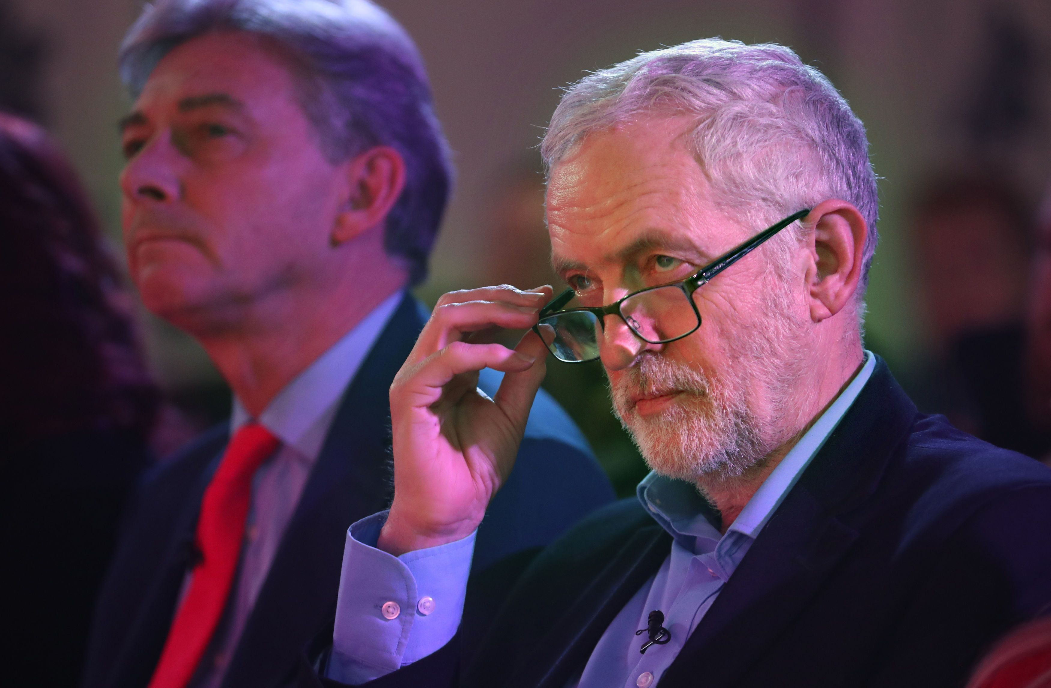 Labour MP: Corbyn's views on immigration make Farage smile