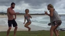 Chris Hemsworth's Family Holiday Snaps Prove Parents Can Learn A Lot From