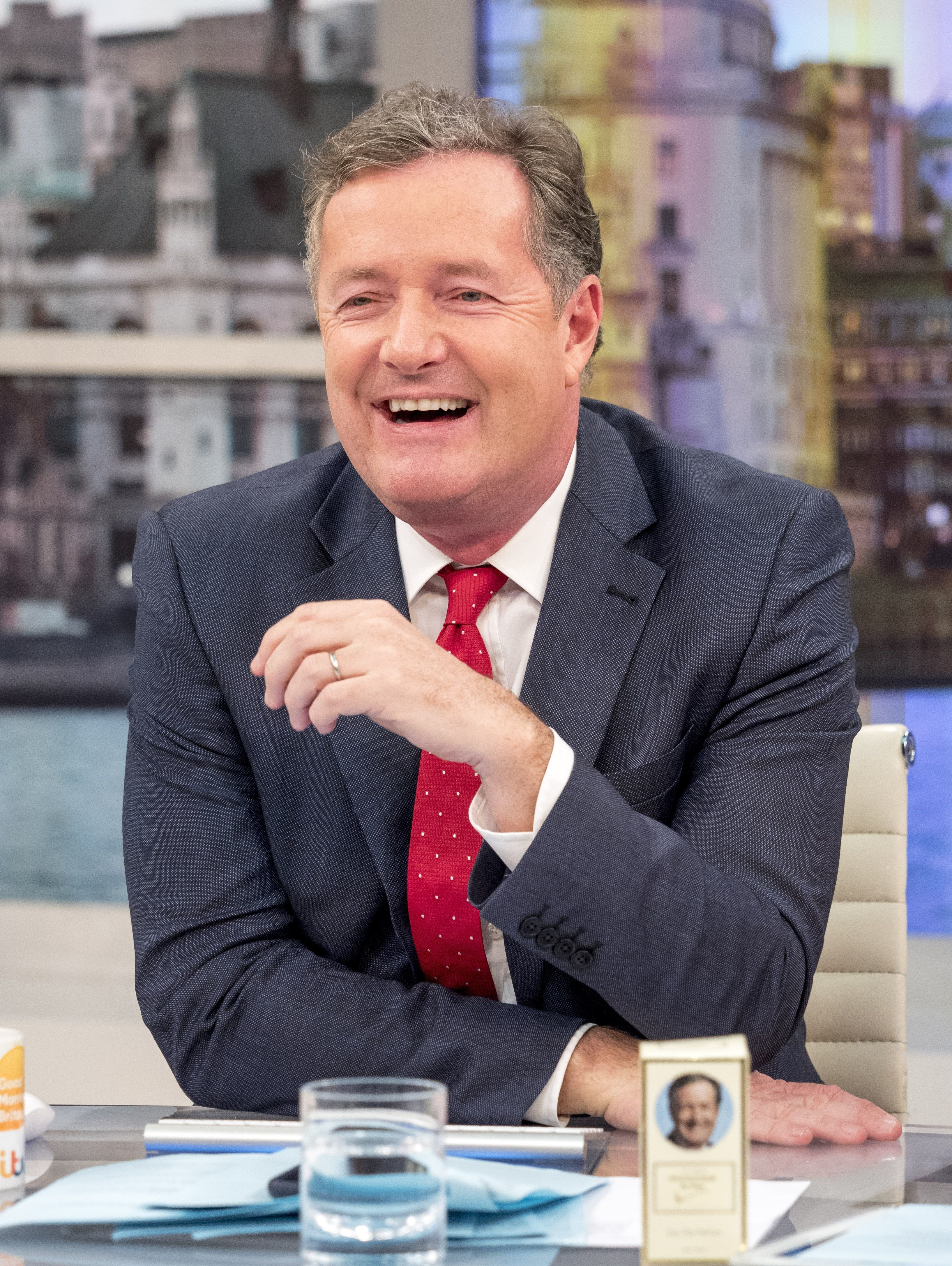 Piers Morgan Is Going To Be On 'Good Morning Britain' For At Least Another Two