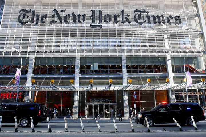 The New York Times published a correction after opinion writer Bari Weiss cited a fake Twitter account to bolster her critici