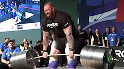 The Mountain From 'Game Of Thrones' Just Deadlifted An Ungodly