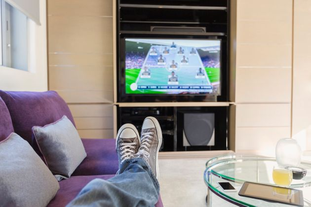 Binge-Watching TV Could Raise Bowel Cancer Risk In