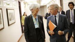 Κλειστά χαρτιά από το ΔΝΤ για το ελληνικό