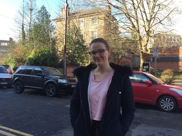 Sandby halls resident Rosie said the incident should have been reported to the university straight away