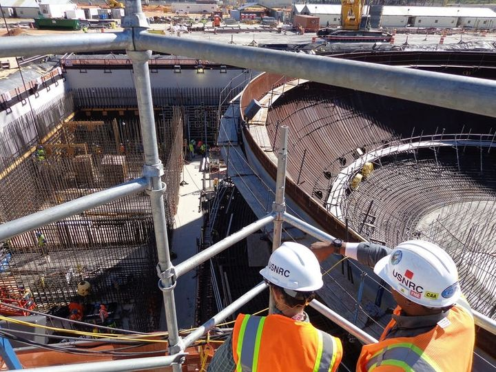 "Construction at Plant Vogtle, Georgia, Dec. 1, 2014. <a rel=""nofollow"" href=""https://flic.kr/p/qrrFZ8"" target=""_blank"">USNRC<"