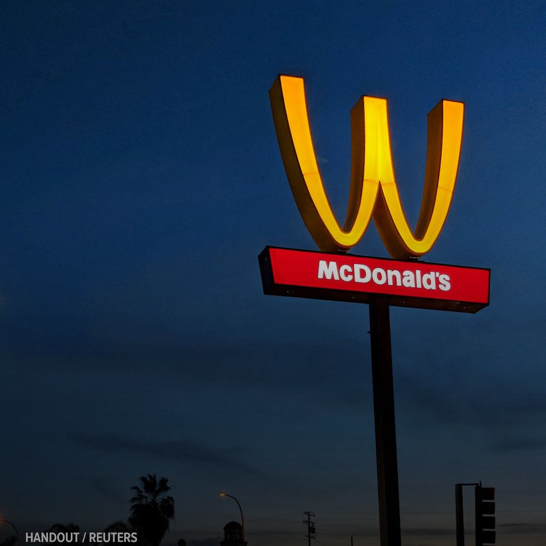 McDonalds flipped its arches to honor women but the gesture misses the point