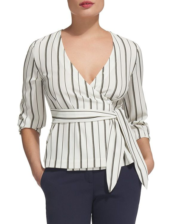 """Get it <a href=""""https://www.bloomingdales.com/shop/product/whistles-lianne-striped-wrap-top?ID=2756896&CategoryID=2910&am"""