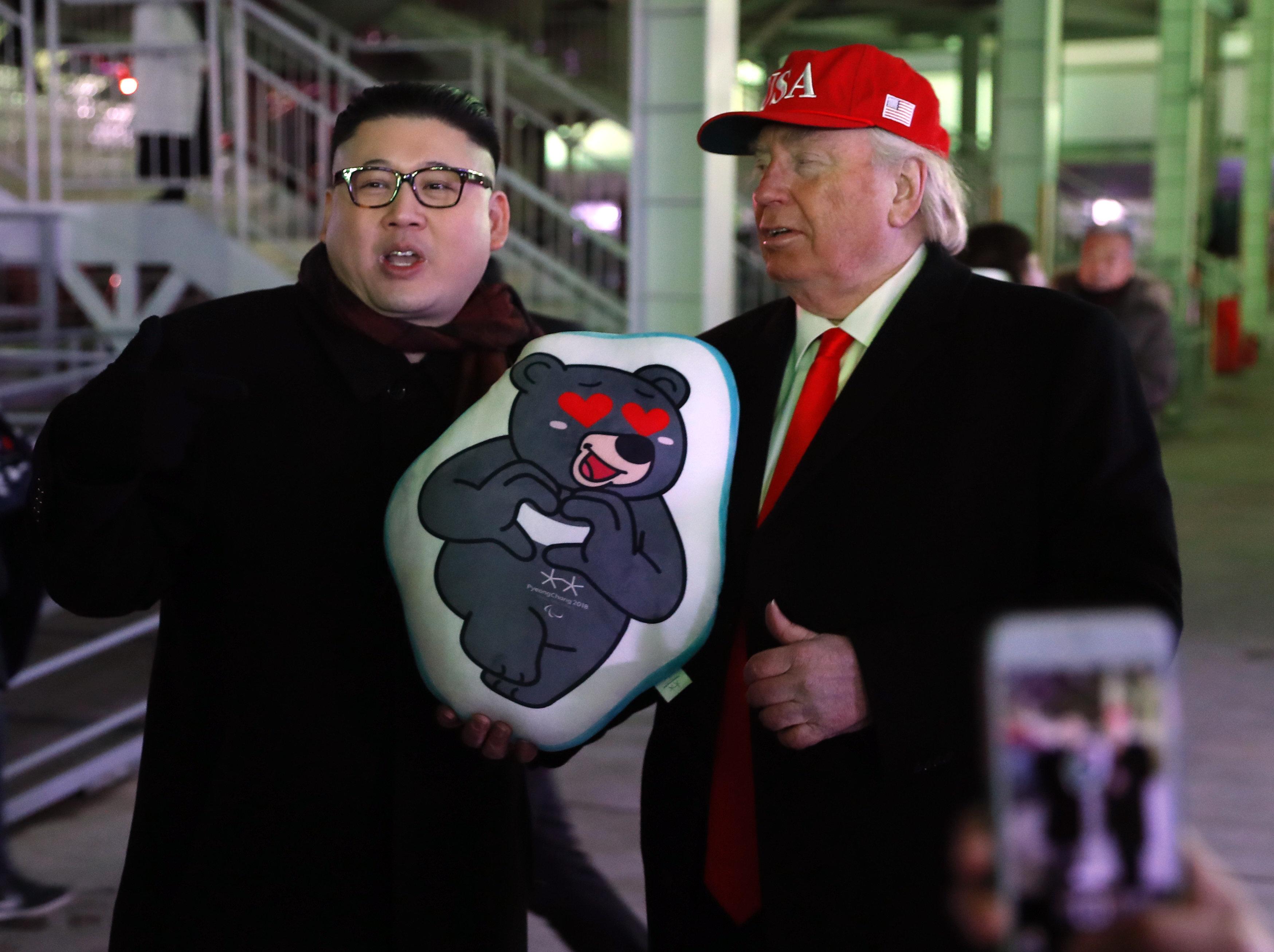 아직도 많은 사람들이 '김정은·트럼프의 만남'을 믿지 못하고