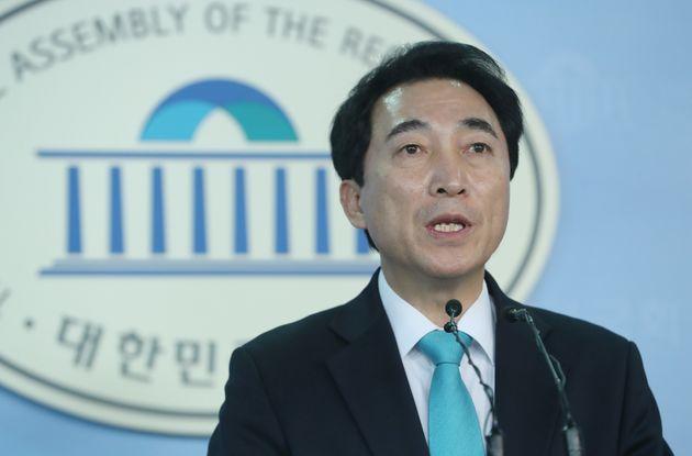 박수현 전 부인이 기자회견에 나와 이혼 사유를