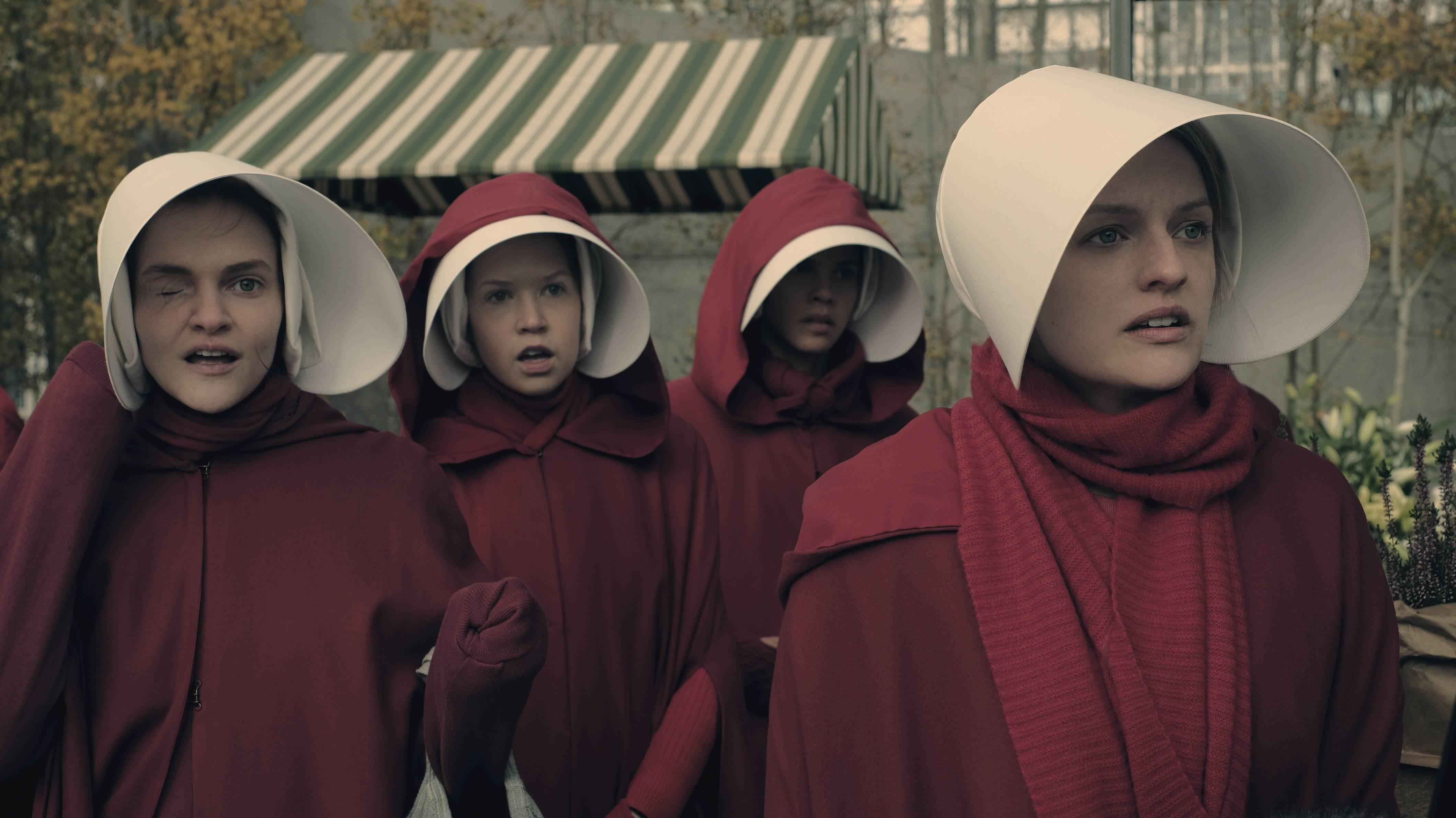 «The Handmaid's Tale»: Αυτό είναι το νέο τρέιλερ της δεύτερης σεζόν