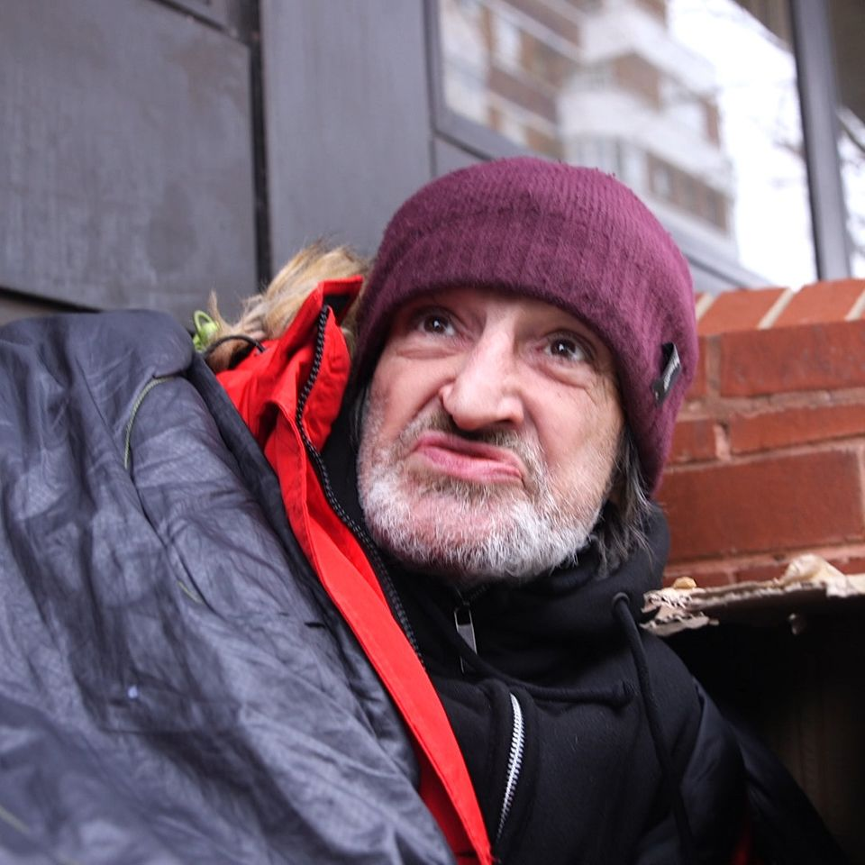 Revealed: Emergency Homeless Plans During Big Freeze Actually Forced Some Onto
